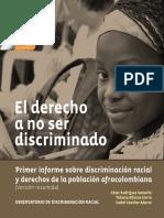 Discrimi Nacion Racial