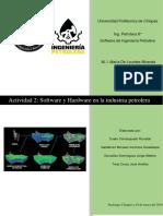Software y Hardware en Petrolera