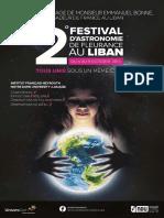 Programme Festival 2016