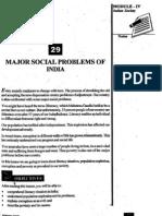 Socio Economic Issues