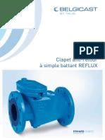 Belgicast_erhard_clapet Simple Battant Reflux