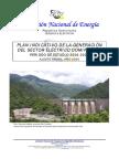 Plan Indicativo de La Generacin Del Sector Elctrico Dominicano