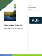 Salzburger Land Engl Arabic