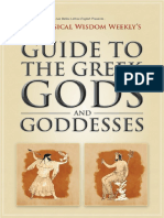 Guide to Gods and Godessess