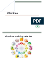 Aula - Vitaminas