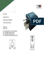 Manual DNI 0229 - Rele