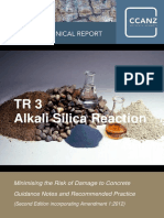 TR 03 - Alkali Silica Reaction - 2012