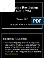 conflict in tagalog