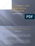 El Positivismo y Los Orc3adgenes de La Sociologc3ada Equipo