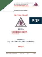 7_ Clase Contaminacion Del Aire-2016-II (1)