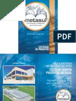 Catalogo Metasul 2015