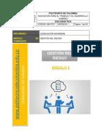 m2-Fr17 Guia Didactica-legislacion Aduanera Módulo 2