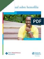 Hemophilia Handbook 2014 Spanish