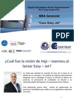 Caso Easy Jet