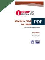 Análisis y Diagnóstico Del Grupo Eulen