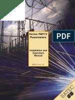 PM172 Manual