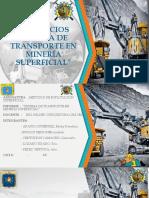 Ejercicios Sist Trans Minería Superficial