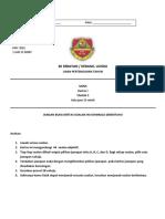 Cover Ujian 2