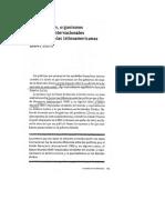 03 - Globalización, Organismos Financieros Internacionales y Las Economias Latinoamericanas - Joseph Stiglitz