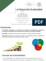 Introducción Al Desarrollo Sustentable