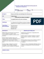 Planeacion ofimatica bloque IV