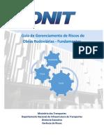 DNIT - Guia de gerenciamento de riscos em obras rodoviárias.pdf