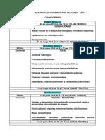 Cronograma Diplomado Imagenes 2014.Doc