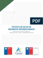 POLITICA DE SALUD DE MIGRANTES.pdf