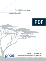 L - Glossary for UNCCD Reporting Version 1 SPANISH
