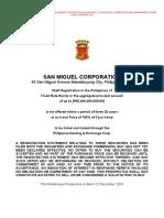 SMC Preliminary Prospectus (Filed 13 Dec 2016)