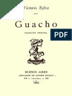 Sylva, Victorio - Guacho