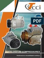 Catálogo 2017 - Compressores TCCI_QUE