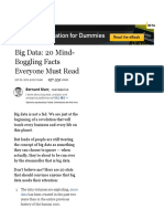 Big Data_ 20 Mind-Boggling Facts Everyone Must Read - Forbes
