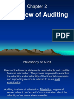 Chapter 02 Overview of Auditing