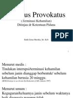 5Abortus Provokatus Ditinjau Dari Ketentuan Pidana