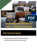 Promoting Film Tourism in India