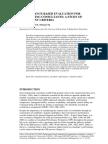 Performance Evaluation of Engineering Designers