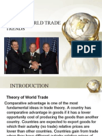 Recent World Trade Trends