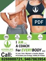 Poster Design of Herbalife