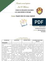 Segundo Diario de Campo