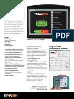 Dynagen 2014 SpecSheets GSC300