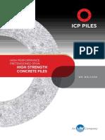 JKR Approved Piles - ICP Spun piles