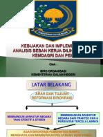 Slide Analisis Beban Kerja -Permendagri 12-08 Prima