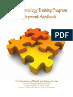 Fetp Development Handbook 508