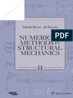 Zdeněk Bittnar_ Jiří Šejnoha-Numerical methods in structural mechanics-Amer Society of Civil Engineers (1996)