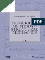 Zdeněk Bittnar_ Jiří Šejnoha-Numerical methods in structural mechanics-Amer Society of Civil Engineers (1996)