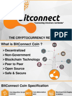 BitConnect Coin English