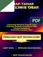CRP 1.18 Uji Klinik