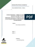 Proyecto Estancia Profesional 1