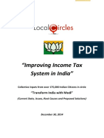 Improving Income Tax System in India Collective Inputs From 175,000 Citizens to Government.compressed